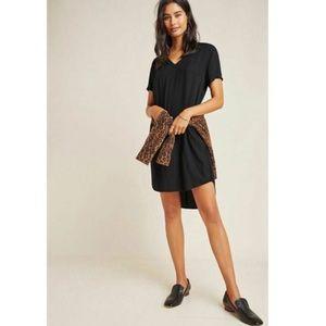 Cloth & Stone Black Mini Dress Size Small